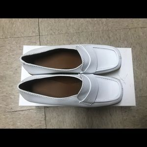 Tomas Maiers white shoes-new!